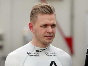 Kevin Magnussen walks away from high-speed crash at Belgian Grand Prix