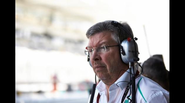 F1's Ross Brawn to leave Mercedes