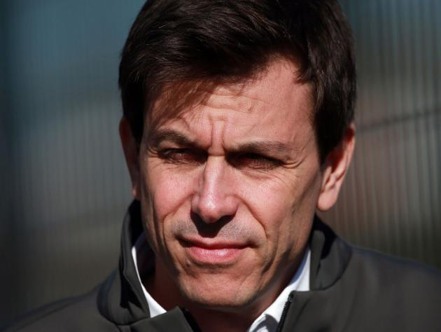 Rivalry pushes the team - Wolff