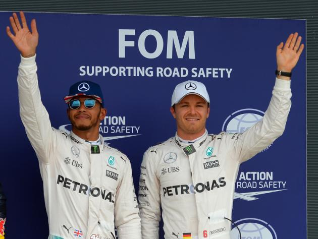 Nico Rosberg remains focused despite dominating Lewis Hamilton in Singapore