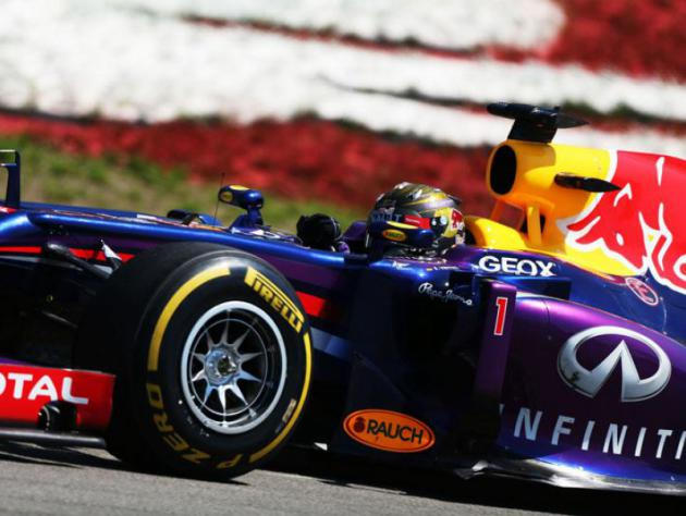 McLaren accuse Red Bull of coded messages