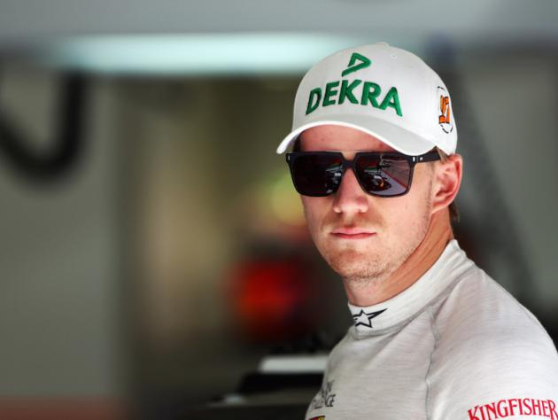 Hulkenberg denies strike threat over wages