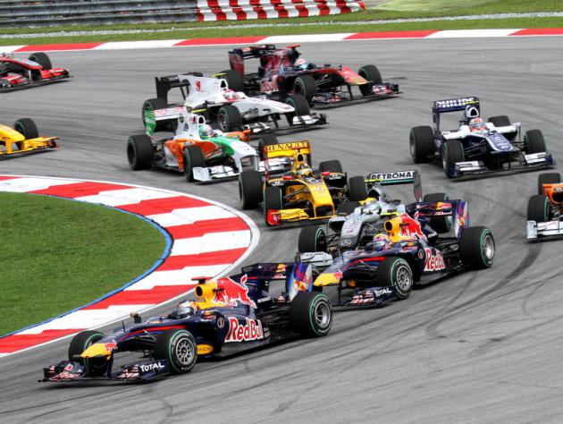 Five changes for the 2015 F1 season